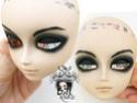 Creación de los muñecos estilo Bill Kaulitz 211