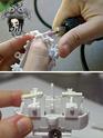 Creación de los muñecos estilo Bill Kaulitz 411