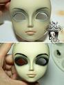 Creación de los muñecos estilo Bill Kaulitz 511
