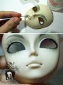 Creación de los muñecos estilo Bill Kaulitz 711