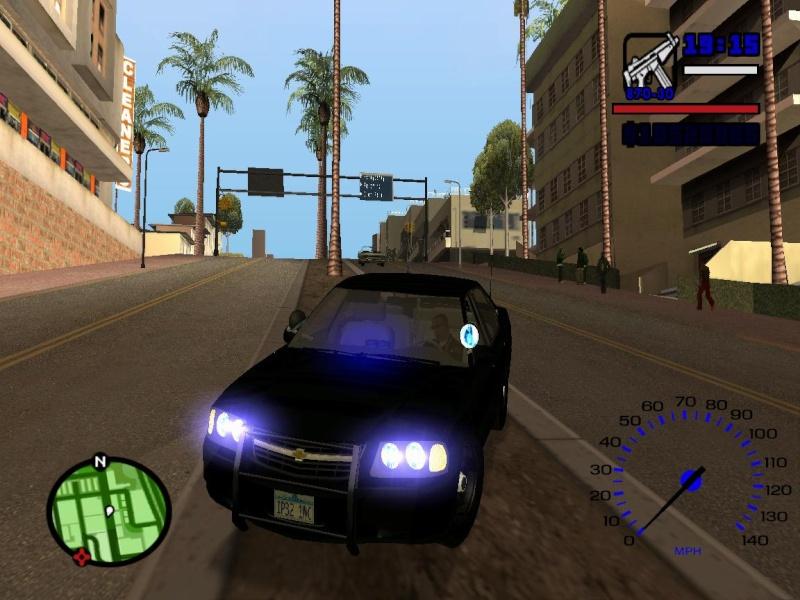 New FBI Impala Gta_sa14