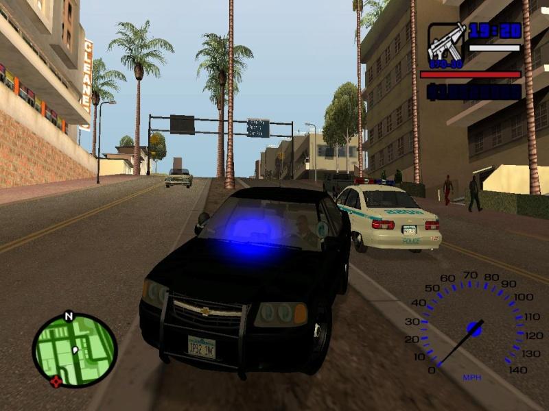 New FBI Impala Gta_sa15