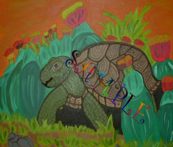 Paintings For sale Desert10