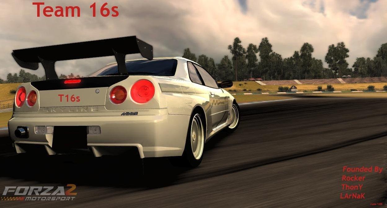 T16s Team Forza Motorsport 2