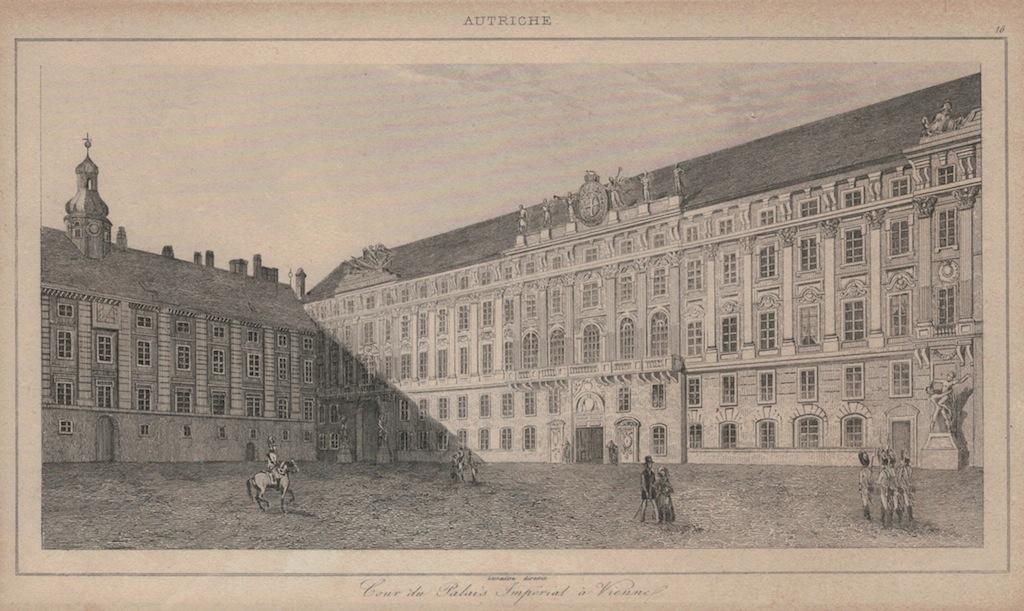 Vienne, la Hofburg Hofbur10