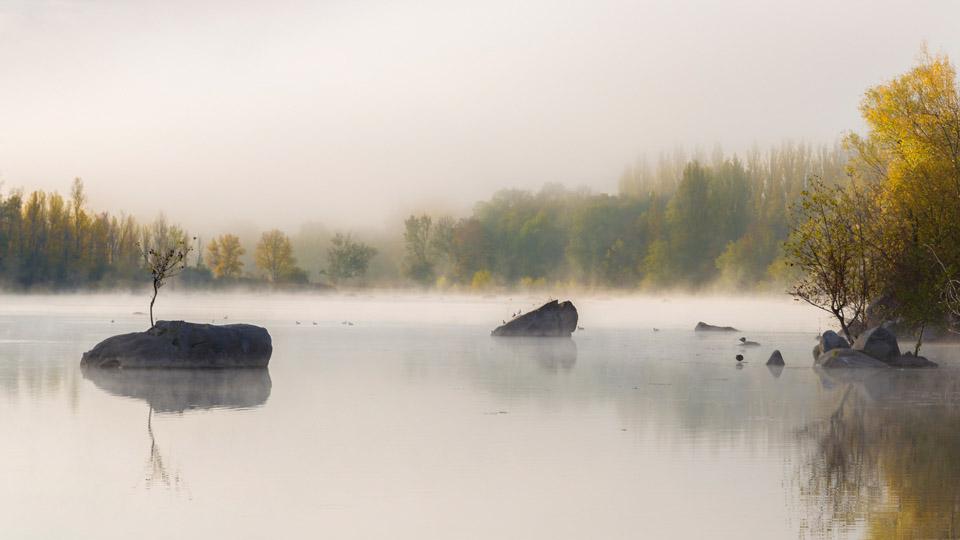 Le lac 18102810