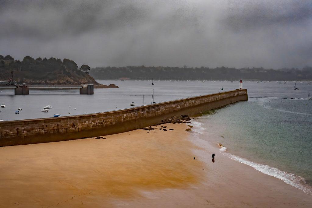 L'entrée de la rade de St Malo... 50320410