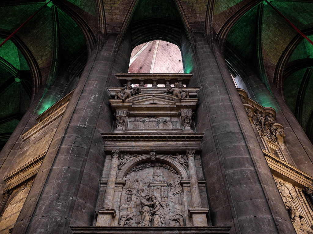 [Architecture et Graphisme] Vers le vert ..... Dscf6012