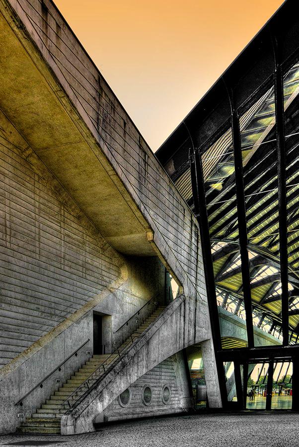 Architecture martienne .... Escali10
