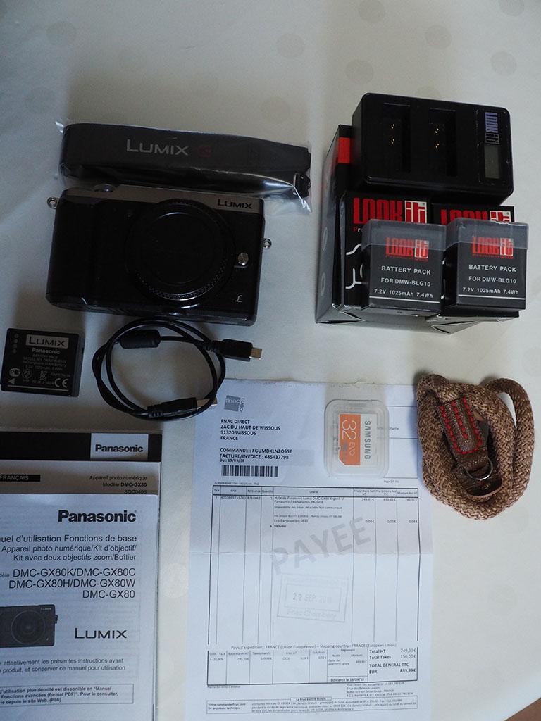 Lumix GX80 + 3 Optiques fixes - VENDU P1010099