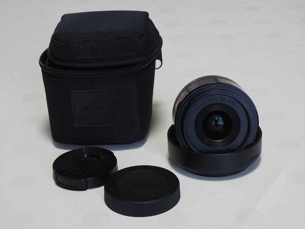 Lumix GX80 + 3 Optiques fixes - VENDU P1010102