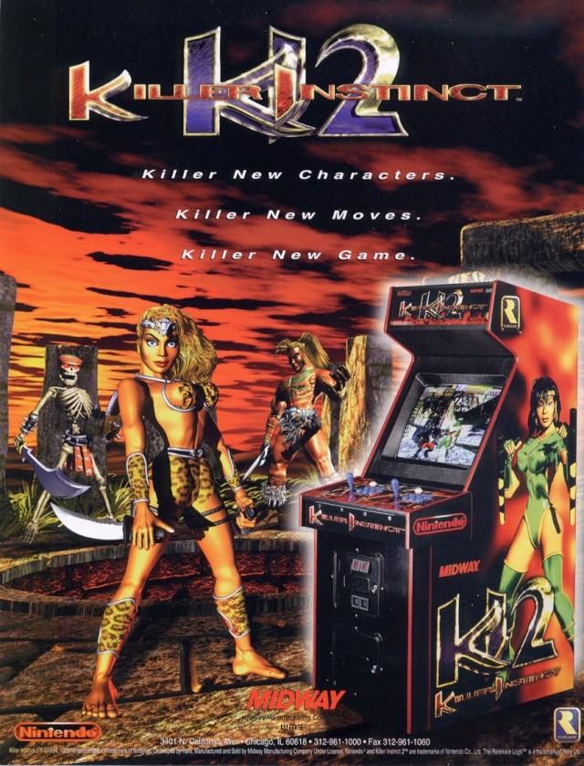 KILLER INSTINCT 2 ARCADE ROM 62168410
