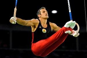 Entrenamiento en gimnasia artística Jordan12