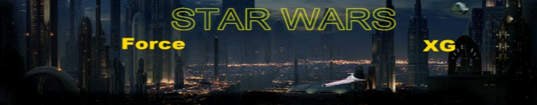 Star Wars Force XG Forum