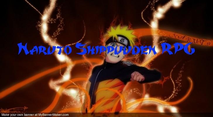 Naruto Shippuuden RPG