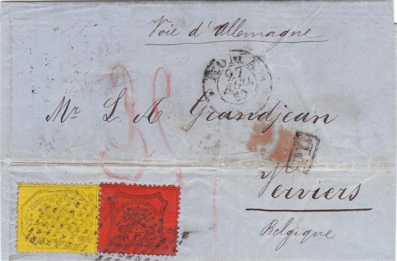 Transitpostverhältnisse Österreichs zu Bayern 1850 - 75 Img_0016