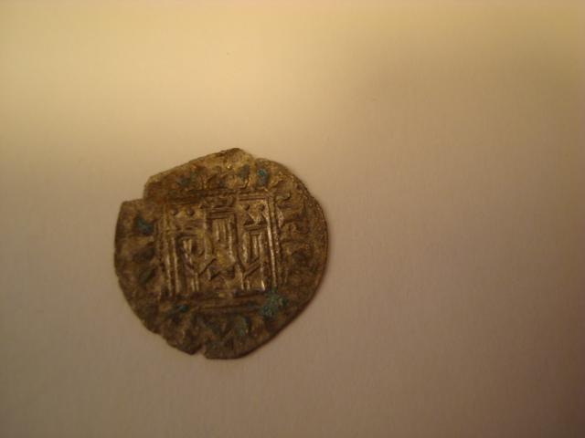 Obolo de Alfonso XI (Toledo, 1312 – 1350) Dsc04621