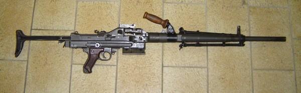 Arme automatique modèle 1952 (AA 52 ) en Français et Anglais Aa522011