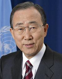 Biographie des Secrétaires Généraux de l'Organisation des Nations Unis (ONU) Ban_ki10
