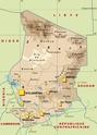 Opération Limousin au TCHAD de 1969 à 1975,est la Première Opération Extérieure de la FRANCE au TCHAD après la Guerre d'ALGERIE, et non pas l'Opération Tacaud.Et qu'on se le dise,Monsieur Yves CADIOU. Carte_10
