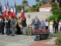 (N°29)Photos de l'inauguration du nouvel emplacement du monument aux morts de NYLS dans le département des Pyrénées-Orientales (n° 66).(Photos de Raphaël ALVAREZ) Inaugu19