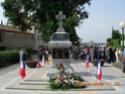 (N°29)Photos de l'inauguration du nouvel emplacement du monument aux morts de NYLS dans le département des Pyrénées-Orientales (n° 66).(Photos de Raphaël ALVAREZ) Inaugu25