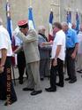 (N°29)Photos de l'inauguration du nouvel emplacement du monument aux morts de NYLS dans le département des Pyrénées-Orientales (n° 66).(Photos de Raphaël ALVAREZ) Inaugu26