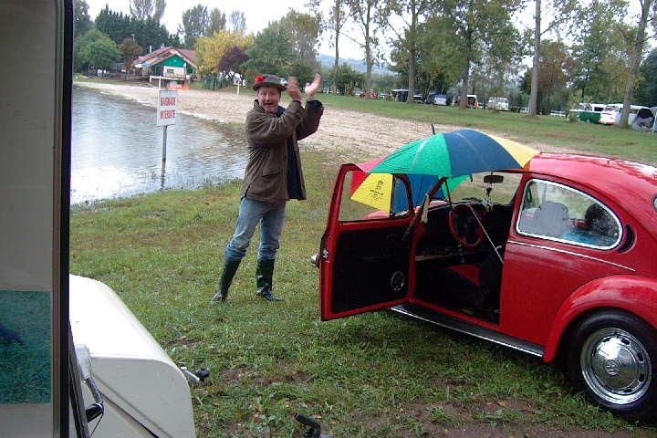 FLAGRANT MEETING VW .... mais Eriba aussi Epsn4010