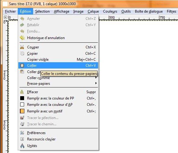 the gimp (logiciel libre) : Comment recadrer une img? The_gi11