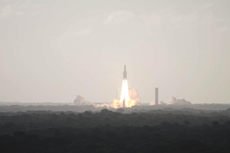 Ariane 5 ECA V185 / Superbird 7 & AMC-21 (14/08/08) - Page 3 48710