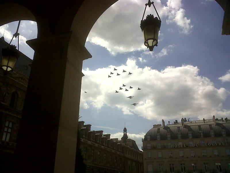 Paris à l'heure des préparatifs pour le 14 juillet Img00210