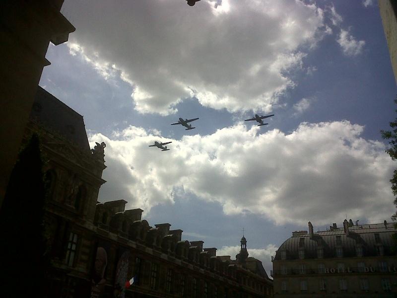 Paris à l'heure des préparatifs pour le 14 juillet Img00212