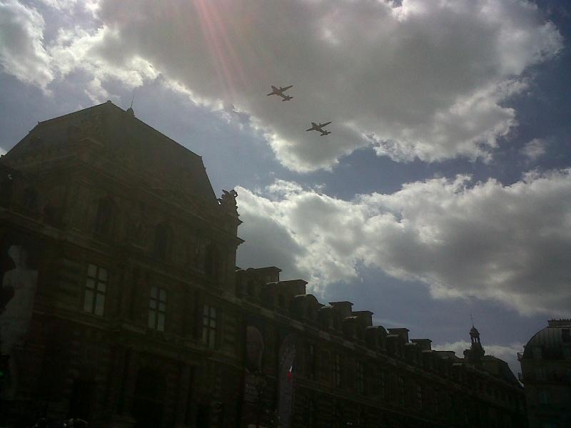 Paris à l'heure des préparatifs pour le 14 juillet Img00213