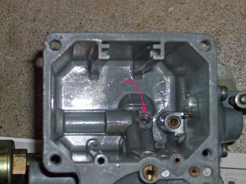 Bocar 34 PICT-3 Carb Problems