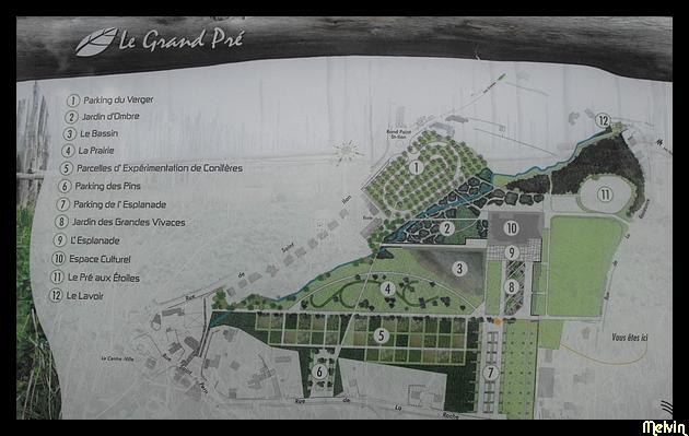 Visites dans les Parcs et Jardins Plan_g10