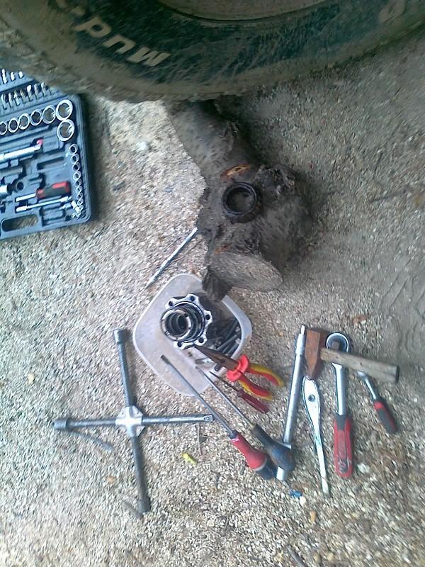 le parpaillon et son tunnel  03092011