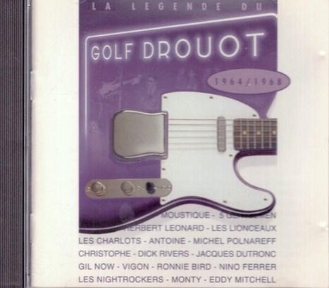 LA LEGENDE DU GOLF DROUOT - 1964 / 1968 123412