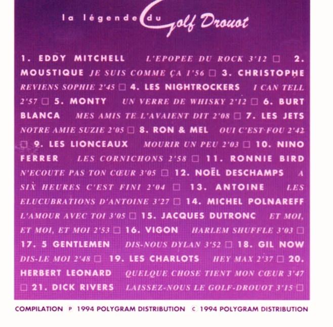 LA LEGENDE DU GOLF DROUOT - 1964 / 1968 1234510