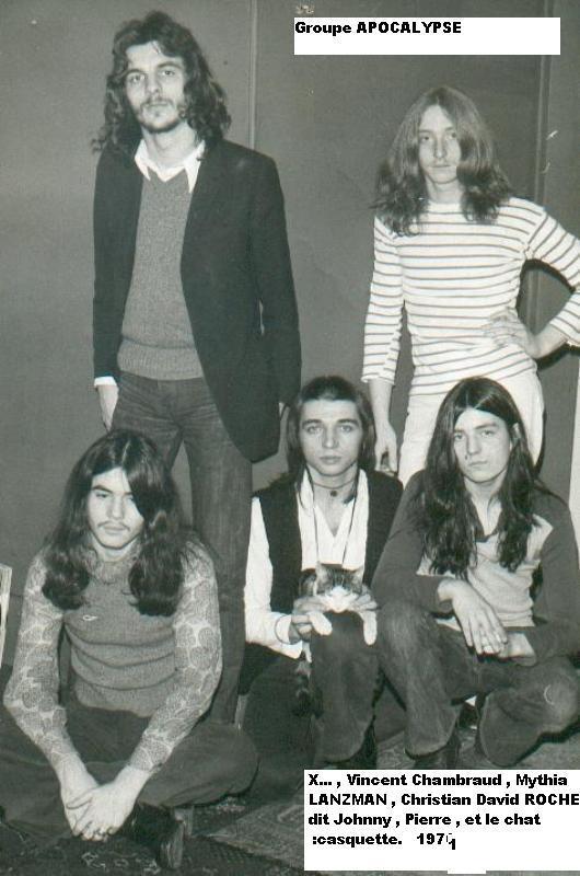 APOCALYPSE - 1970 - 39899110