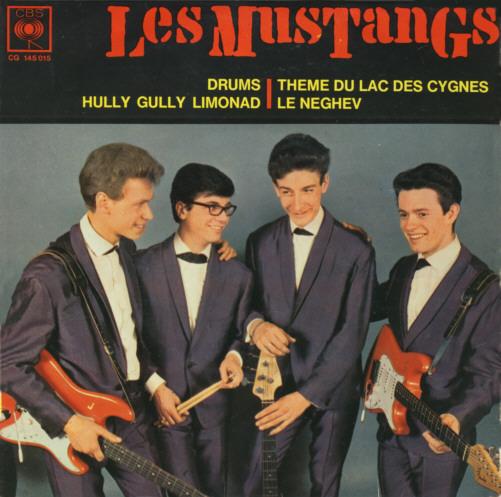 Les Mustangs - 1964 - Ze_mus10