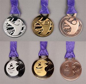 Jeux Olympiques de la Jeunesse - Singapour 2010 - Les médailles des athlètes 03081010