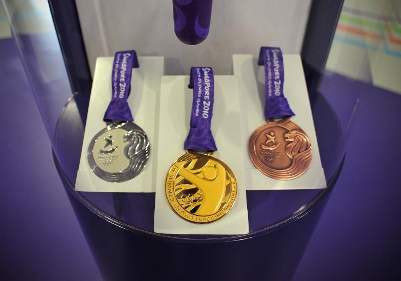 Jeux Olympiques de la Jeunesse - Singapour 2010 - Et 3 médailles de plus portant le total à 5 16842810