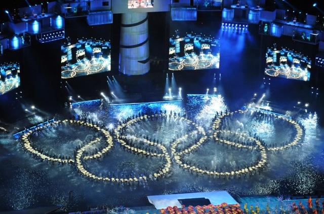 Cérémonie d'Ouverture des 1ers Jeux Olympiques de la Jeunesse, Singapour 2010 17180210