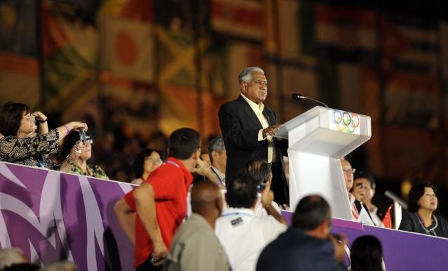 Cérémonie d'Ouverture des 1ers Jeux Olympiques de la Jeunesse, Singapour 2010 17181510