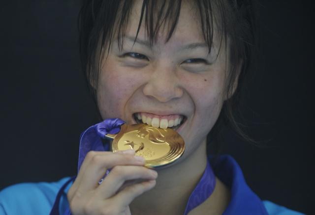 TRIATHLON - Jeux Olympiques de la Jeunesse, Singapour 2010 17188010