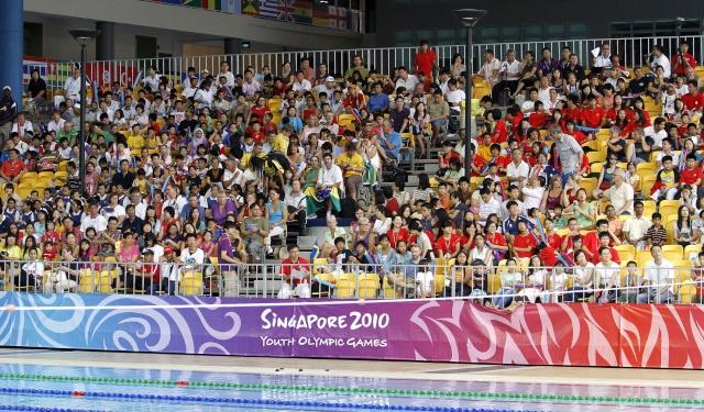 NATATION - Jeux Olympiques de la Jeunesse, Singapour 2010 17188810