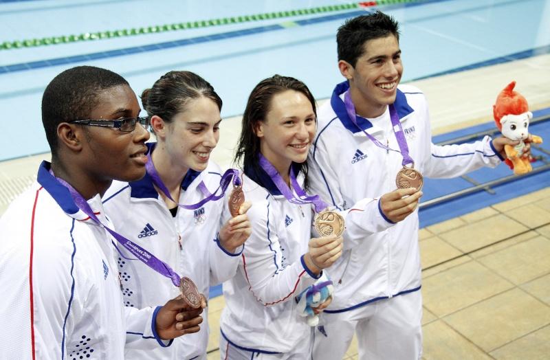 Jeux Olympiques de la Jeunesse - Singapour 2010 - 1ere médaille Française 17192310