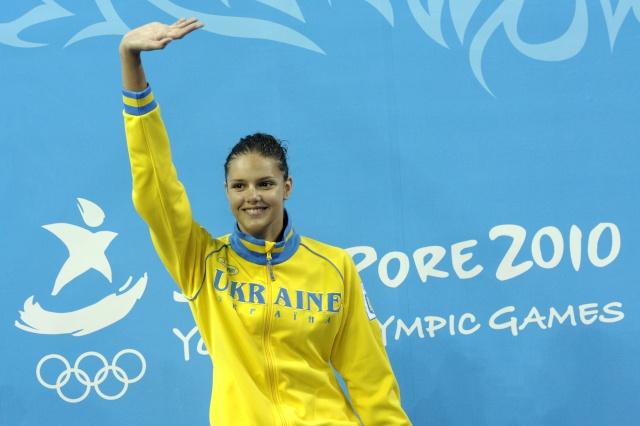 NATATION - Jeux Olympiques de la Jeunesse, Singapour 2010 17204610