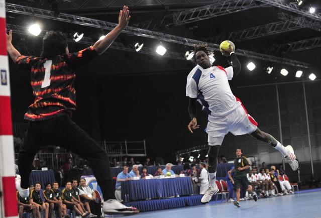 HANDBALL - Jeux Olympiques de la Jeunesse, Singapour 2010 17249910