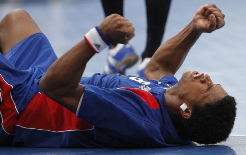 Jeux Olympiques de la Jeunesse - Singapour 2010 - MEDAILLE de BRONZE en Handball (14eme médaille) 17290510